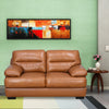 Henders 2 Seater Sofa (Tan)