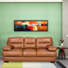 Henders 3 Seater Sofa (Tan)