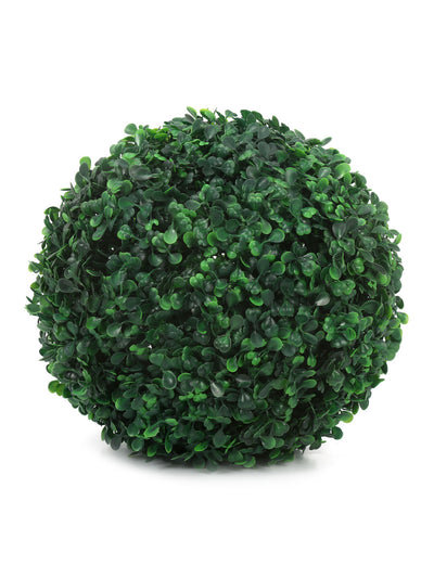 Boxwood Small Ball Planter (Green)