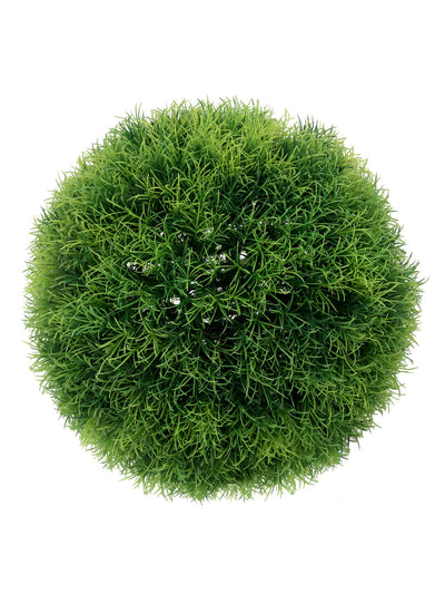 Moss Light Medium Ball Planter (Green)