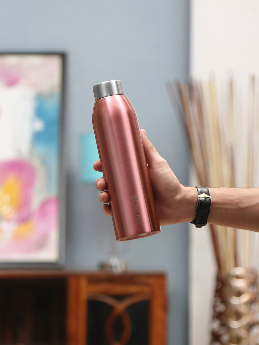 Easysip 750 ml Flask (Pink)