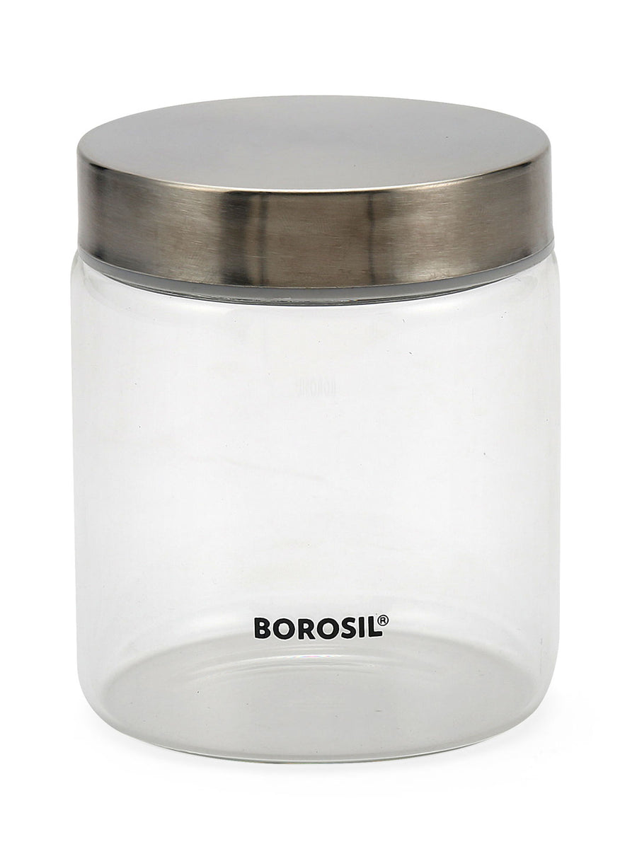 Endura 600 ml Jar with Lid (Clear)