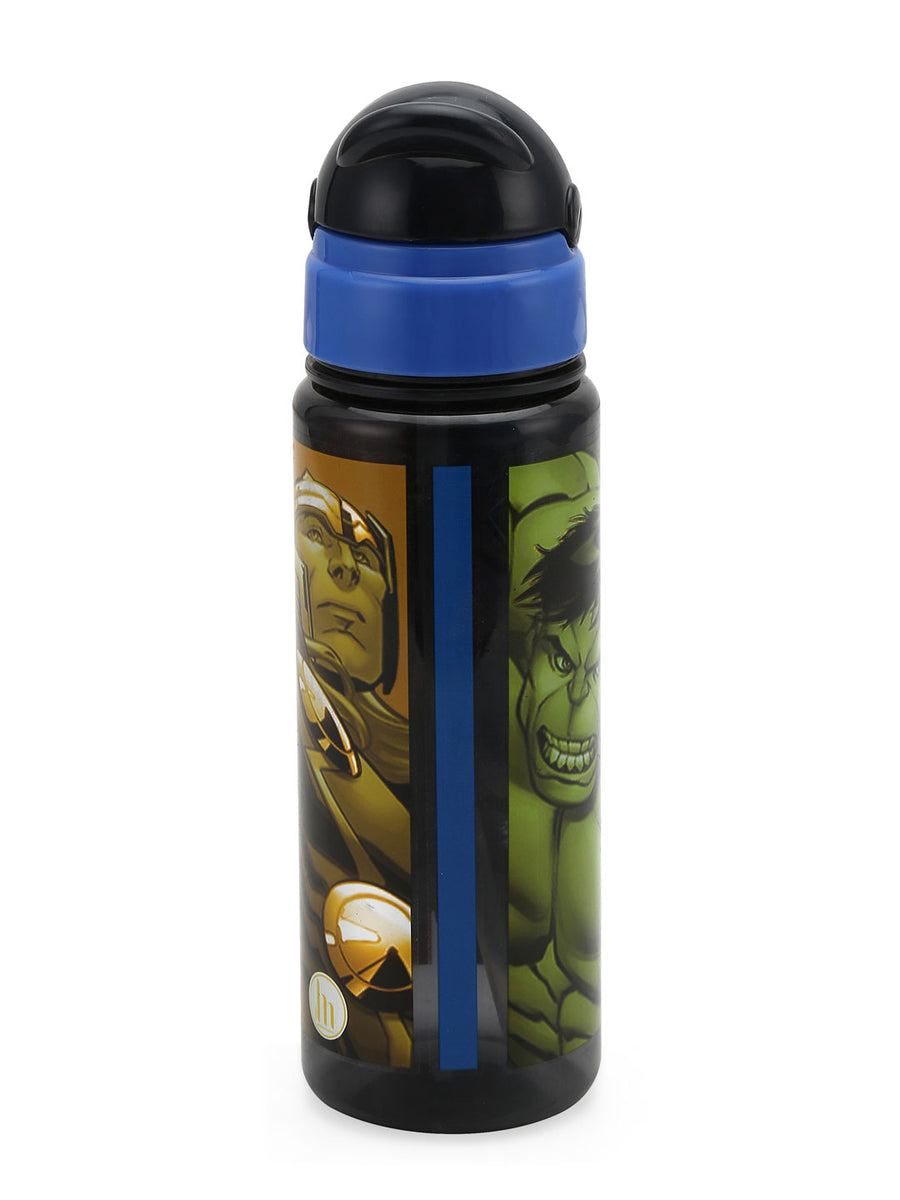 Avenger 400 ml Sipper Bottle (Multicolor)