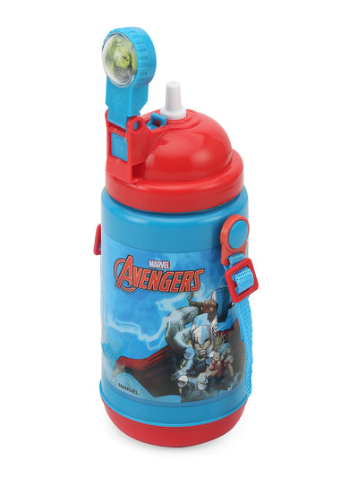 Avenger 500 ml Insulated Sipper Bottle (Mutlicolor)