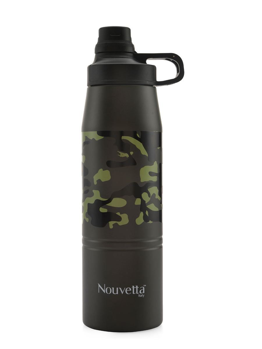 Roman 900 ml Double Wall Bottle (Green)