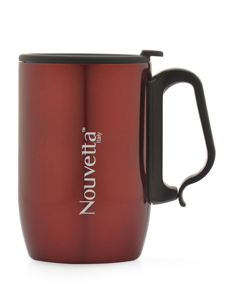 Refresh Vacuum Mug (Red)