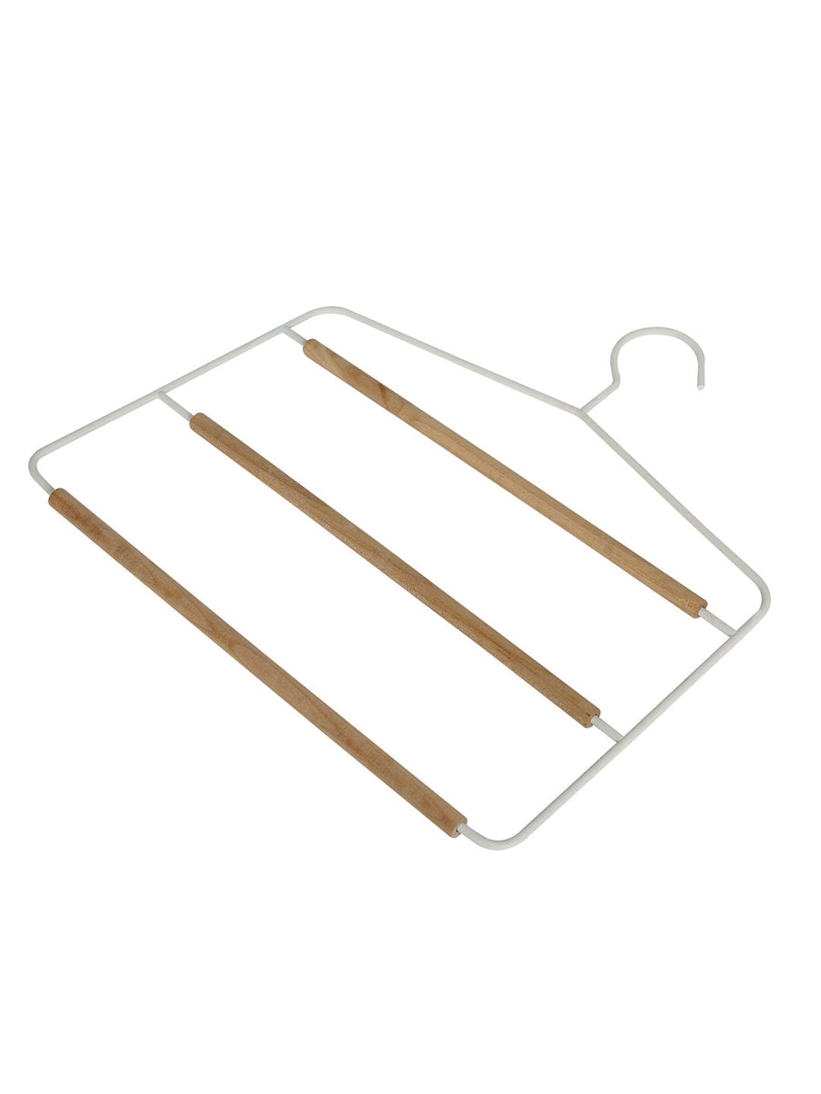 Space Saving hanger (White)
