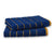 Spaces Exotica Ribbed Fire Small Hand Towel 575 GSM(Blue Fire)