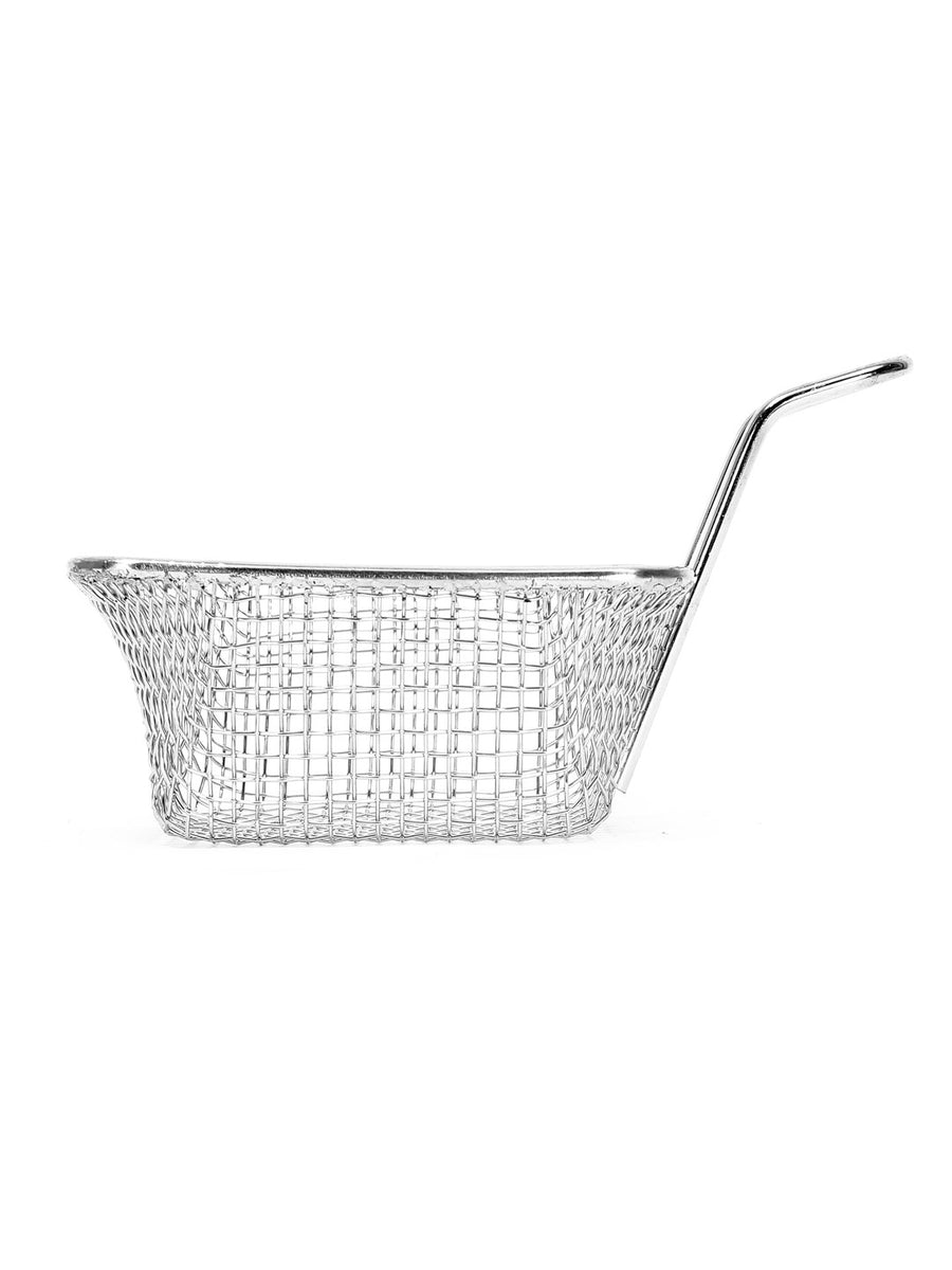 Chip Fry 9.25Cm (Silver)