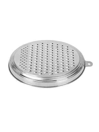 Oval Grater (Silver)