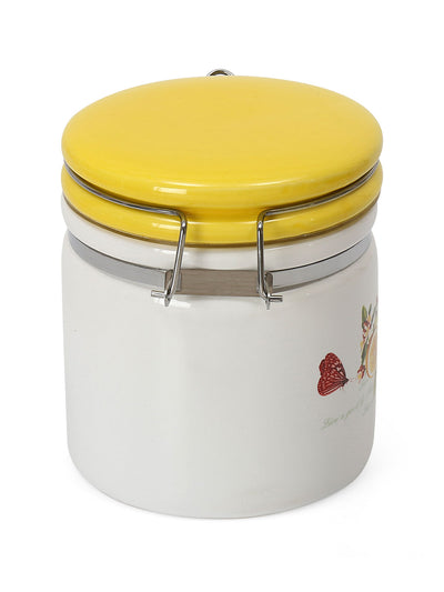 Small Jar (Yellow)