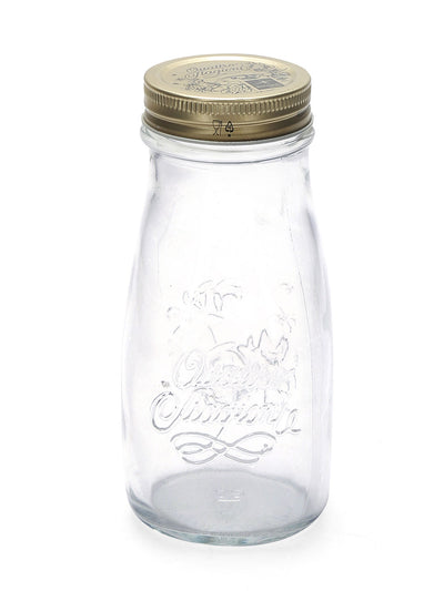 Quattro Stagionie Jar 400ml (Transperent)