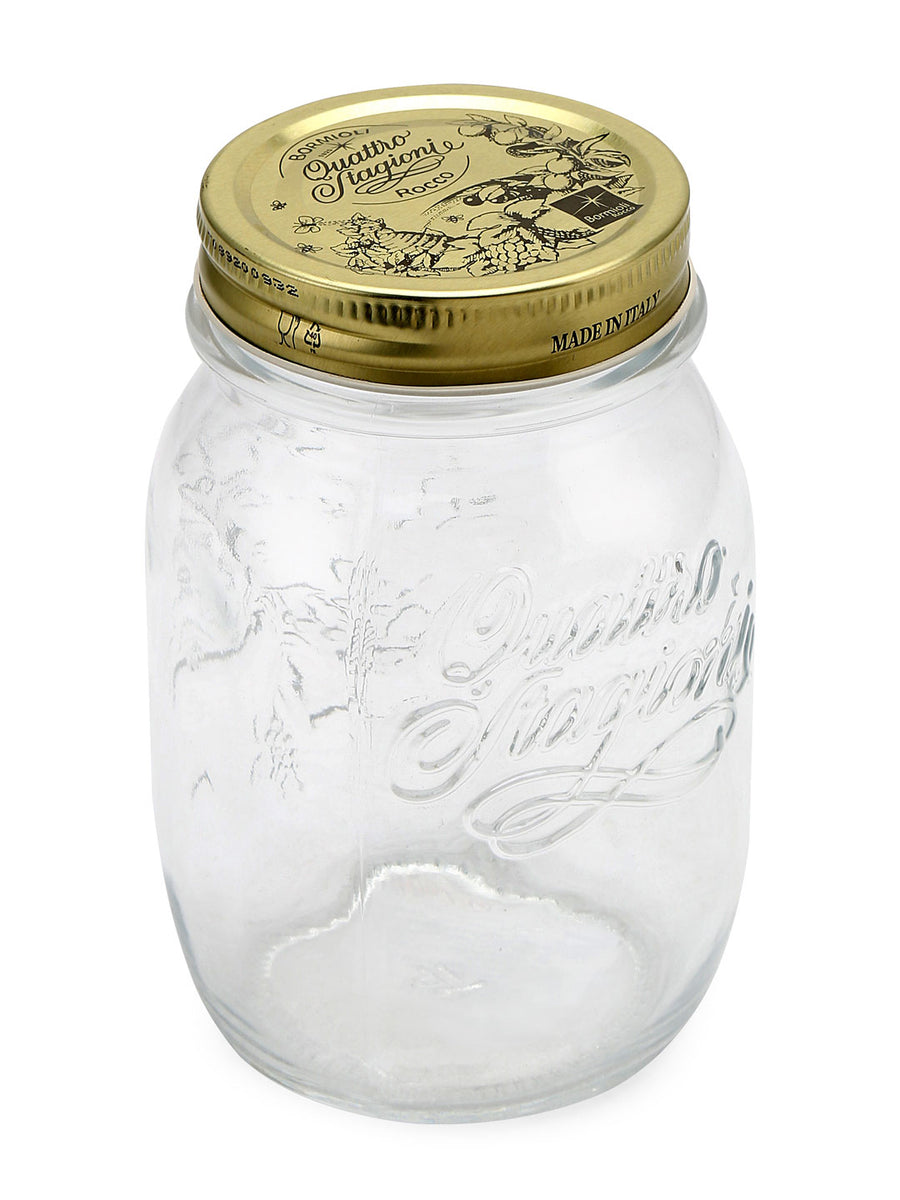 Stagionie Quattro Jar (Clear)