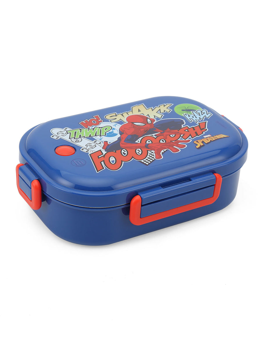 Spiderman Insulated Lunch Box (Multicolor)