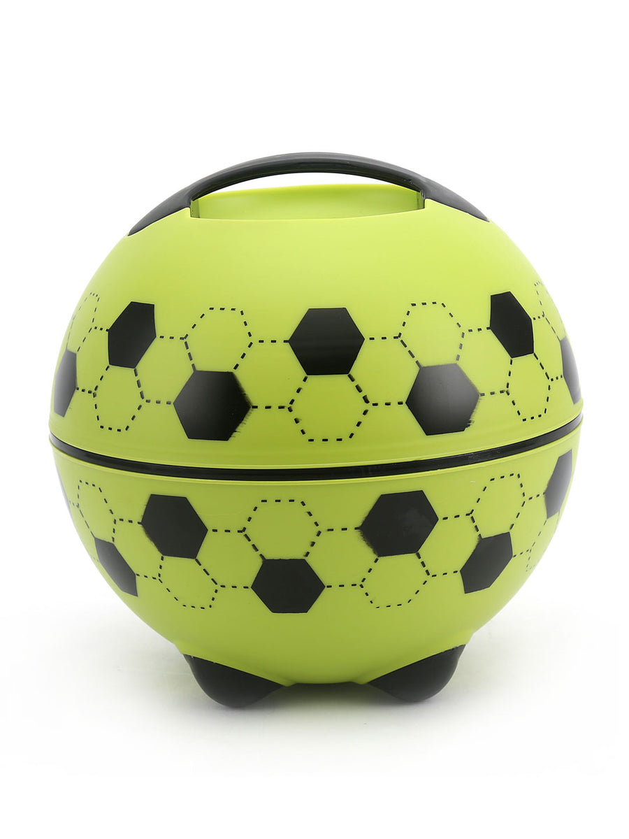 Sunny Football 1800 ml Lunch Box (Green)