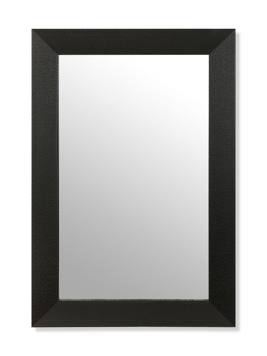 Vienna Small Mirror (Black)