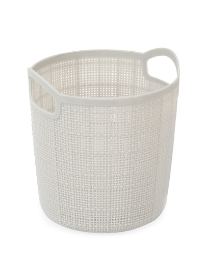 Round Basket (Grey)