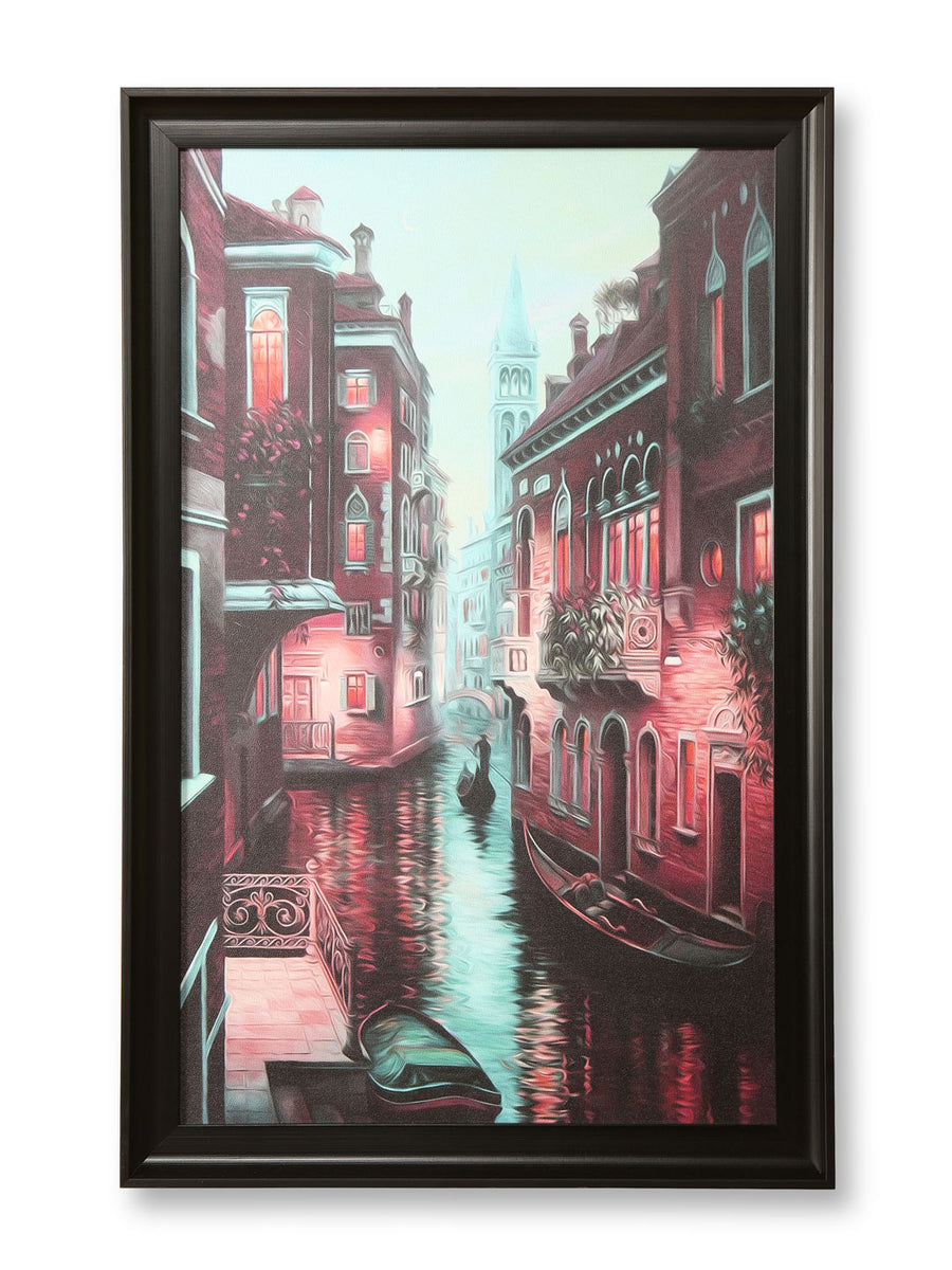 Oni Venice Painting (Multicolor)