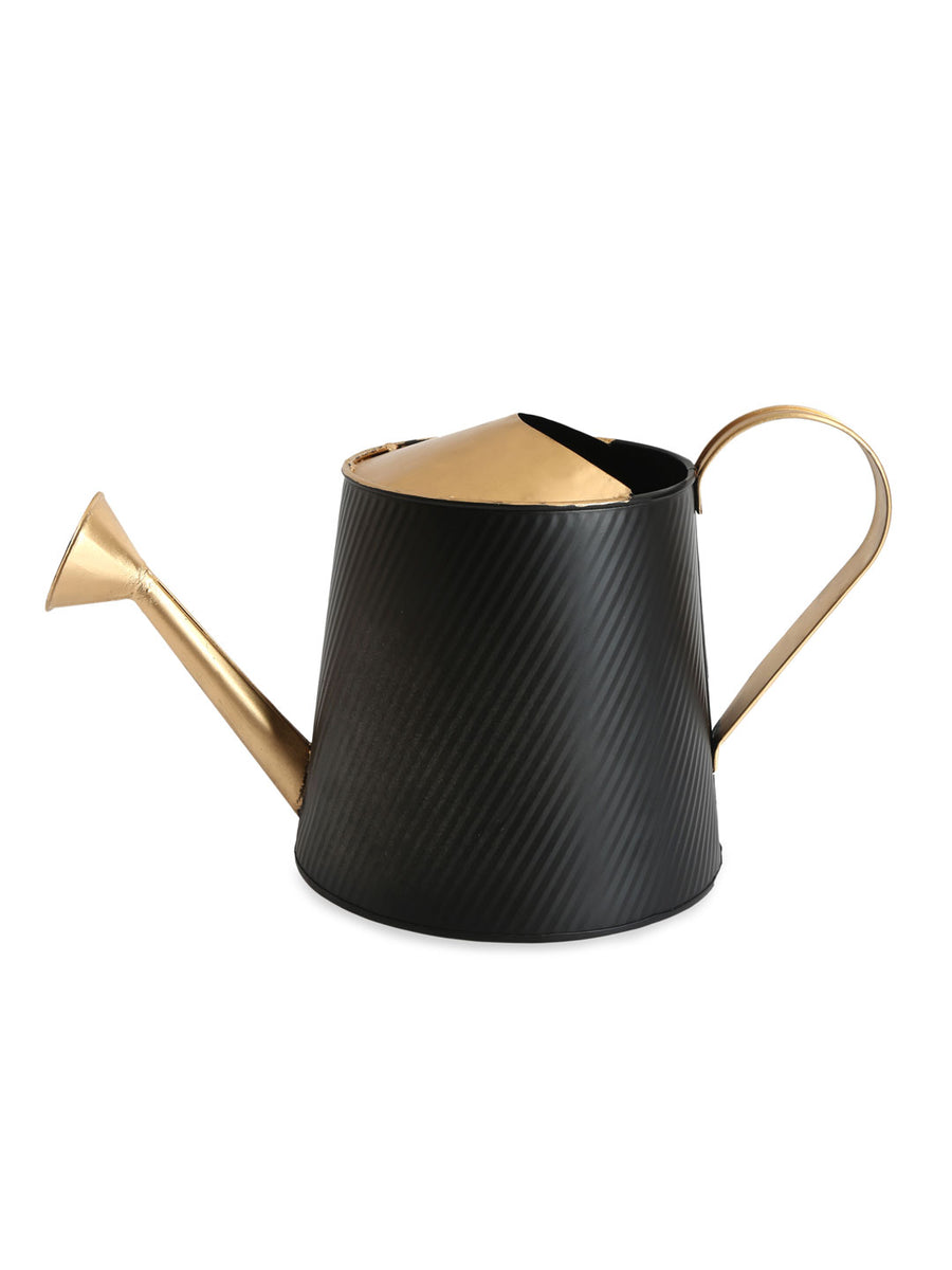 Watering Can (Black & Gold)