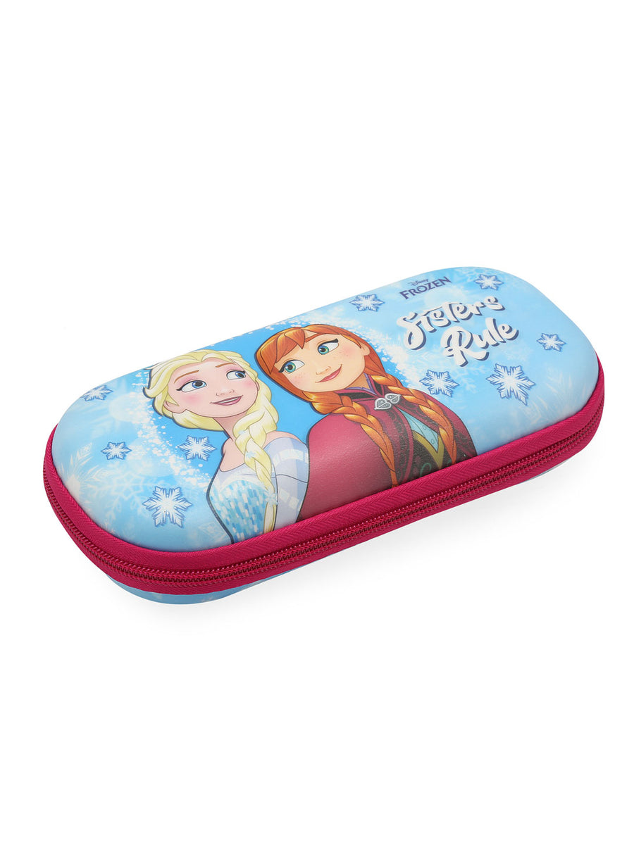 Frozen Hard Pencil Bag (Multicolor)