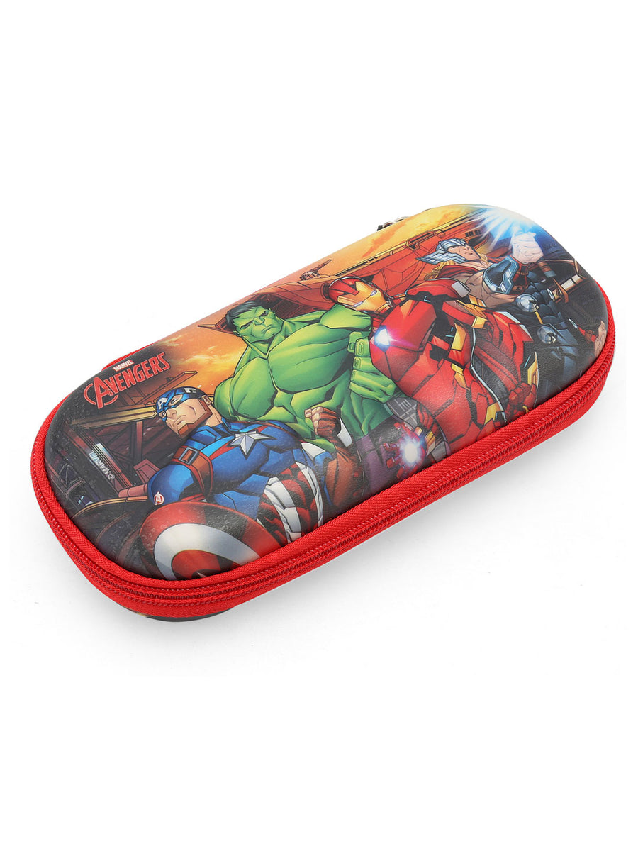 Avenger Hard Pencil Bag (Multicolor)