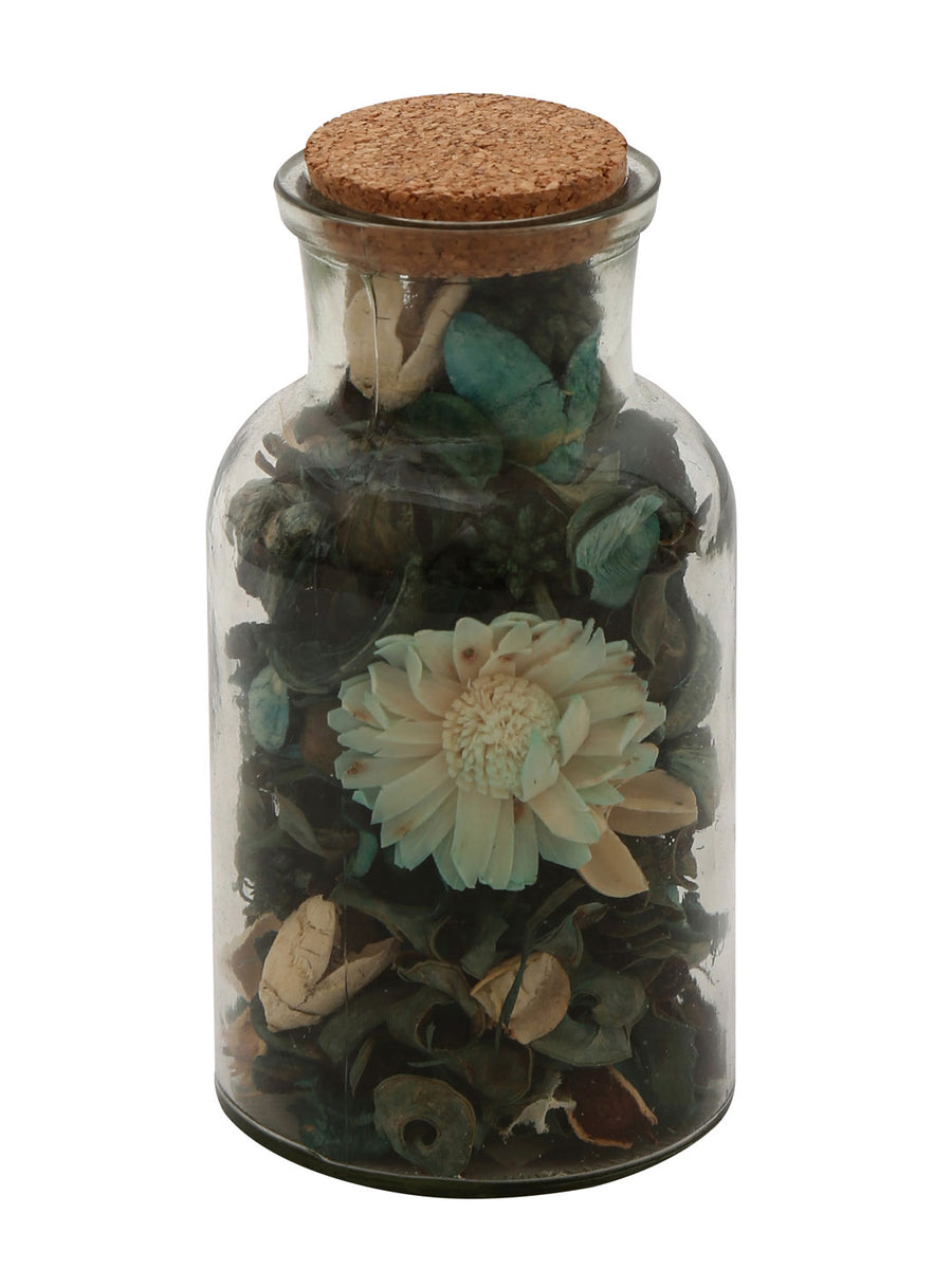 Love Spell Potpourrie Bottle (Blue)