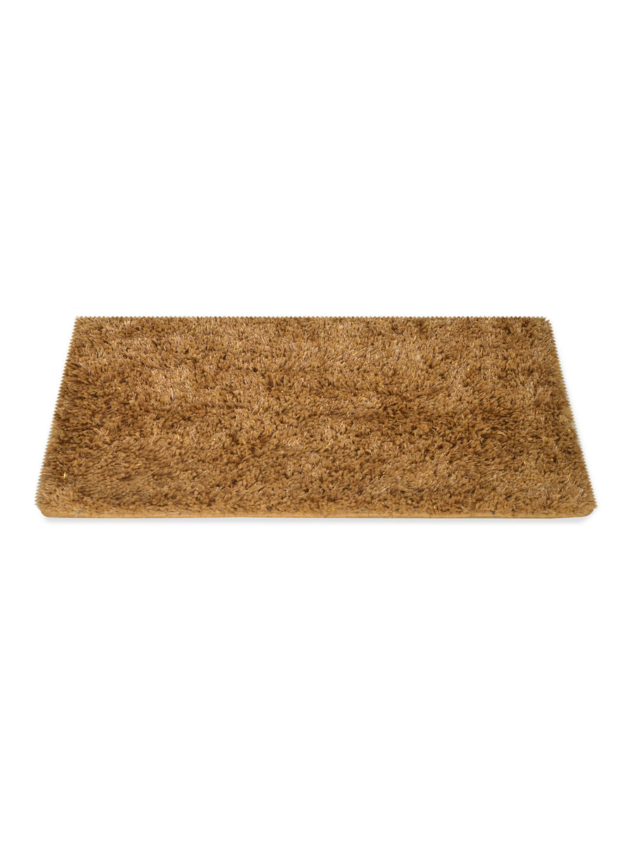 Lurex Rugs Shaggy (Gold)
