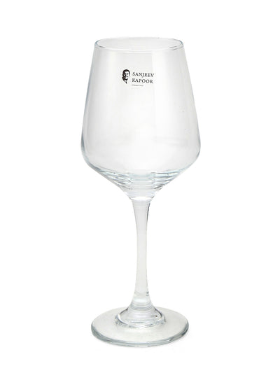 Infinity 435 ml Stemware Wine Glasses (Clear)