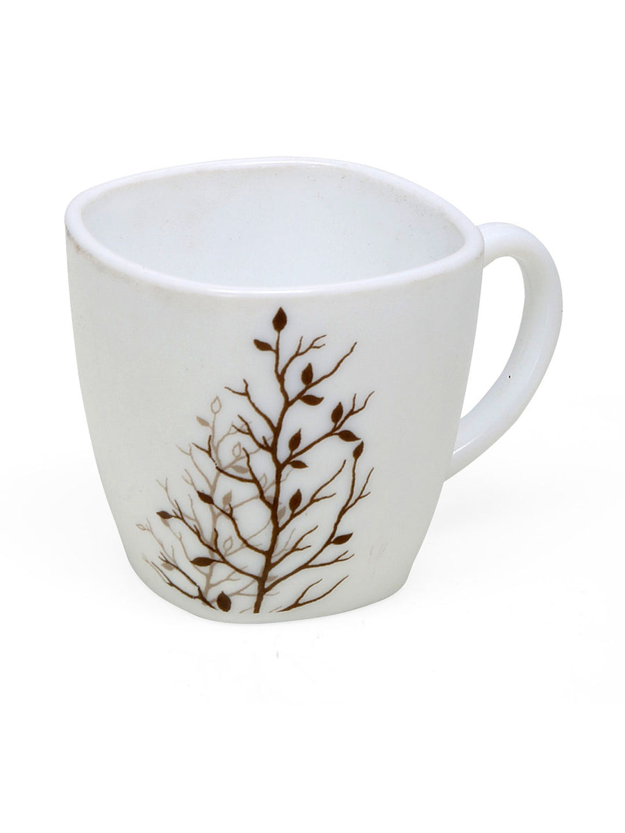 Laopala Autumnal 150 ml Coffee Cup Set of 6 (Multicolor)