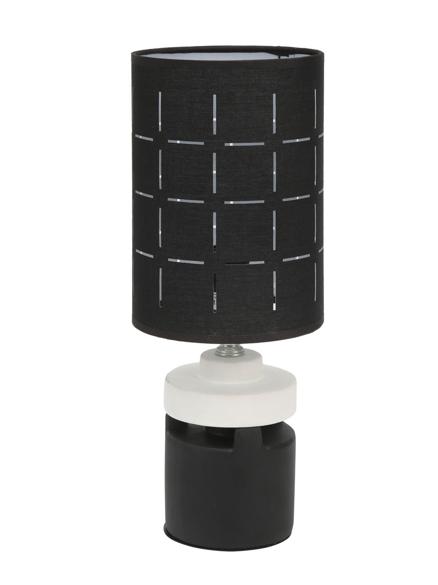 Sunny Table Lamp (Black & White)