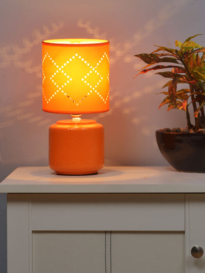 Lumia Table Lamp (Orange)