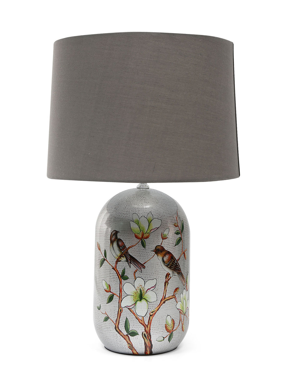 Paradise Table Lamp (Silver)