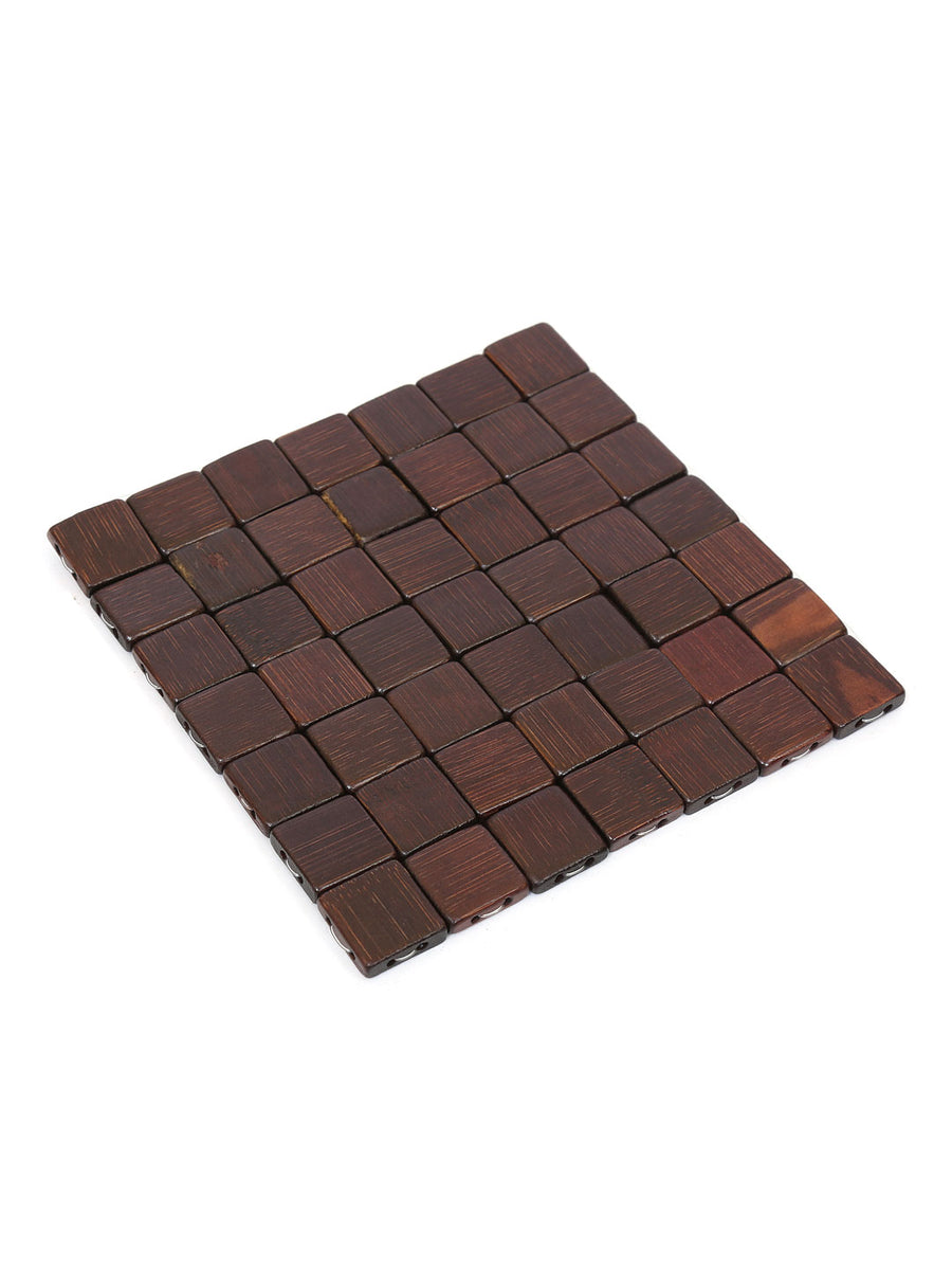 Scale Check Trivets Set of 2 (Brown)
