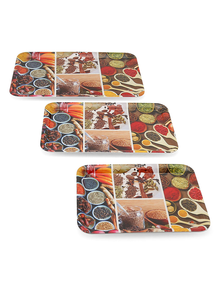 Comfort Tray 3 Pieces (Multicolor)