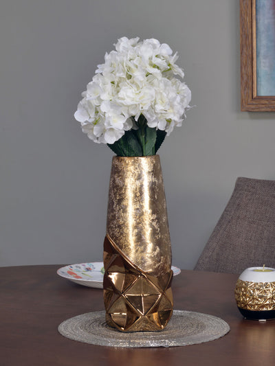 Goldberg  Tumbler Vase (Gold)
