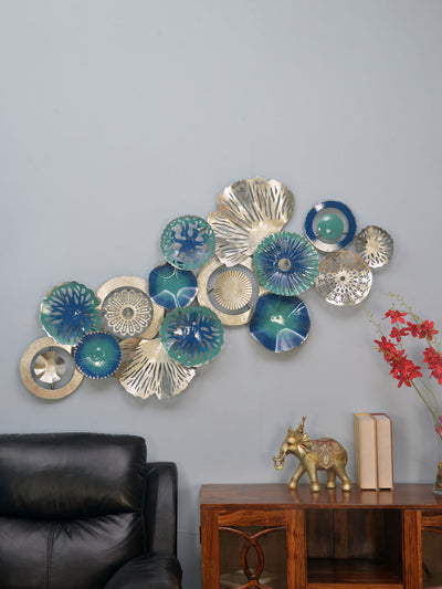 Coral Reef Wall Decor (Blue)
