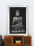 Dhyana Buddha Wall Decor (Black)