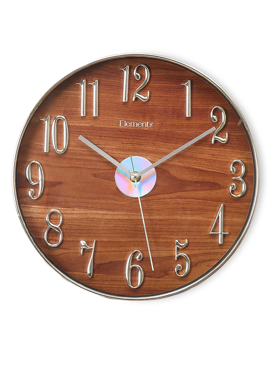 Timberland Wall Clock (Brown)