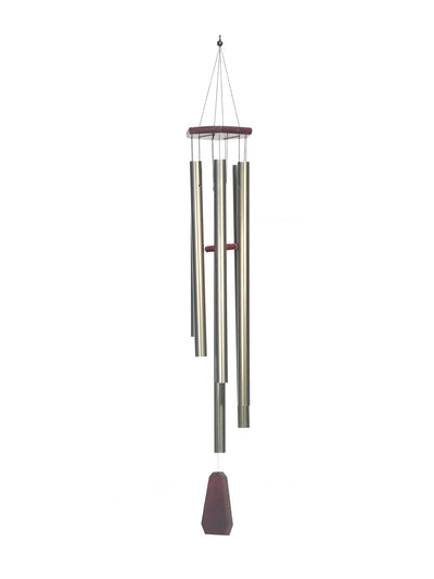 Bells Hanging Tall Windchime (Black)