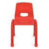 Grape Study Chair (Red)