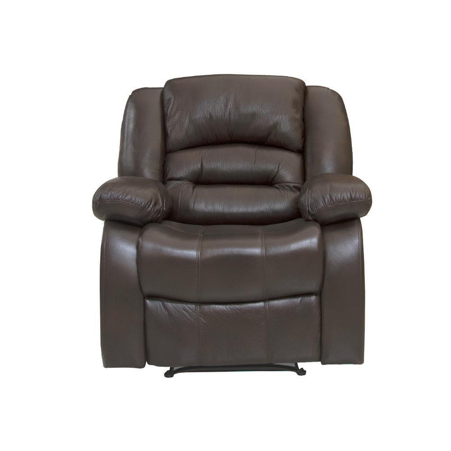 Inpro 1 Seater Manual Recliner (Brown)