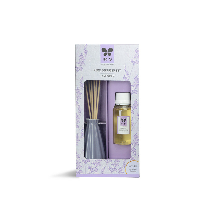 Iris Reed Diffuser 60Ml Lavender( Blue)