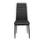 Isaac Dining Chair (Black)