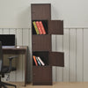 Timon 5 Door Book Case (Walnut)