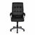 Veneto High Back Office Chair (Black)
