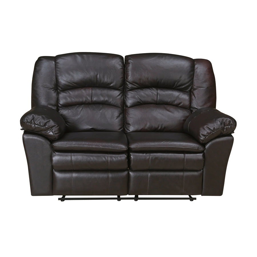 Jackson 2 Seater Electric Recliner (Brown)