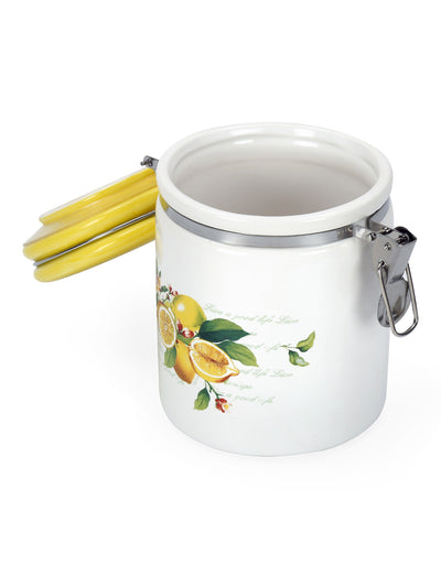 Medium Jar Medium Size (Yellow)
