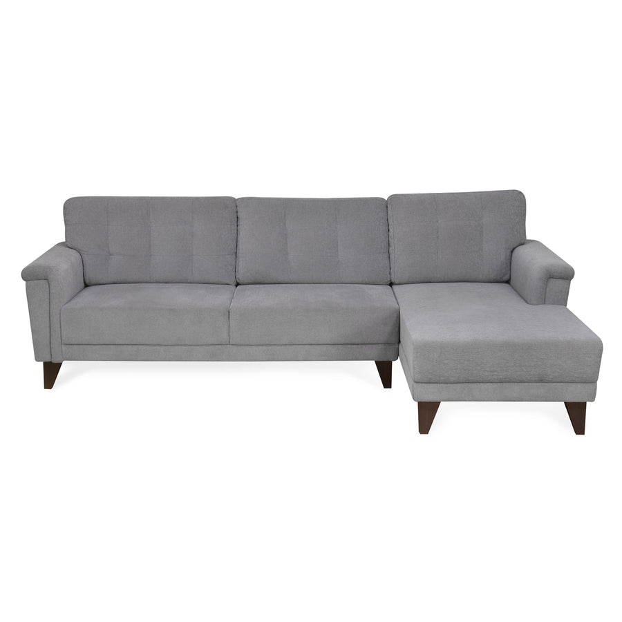 Jerry 3Seater Lounge Sofa (Grey)