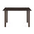 Joseph 4 Seater Dining Table (Brown)