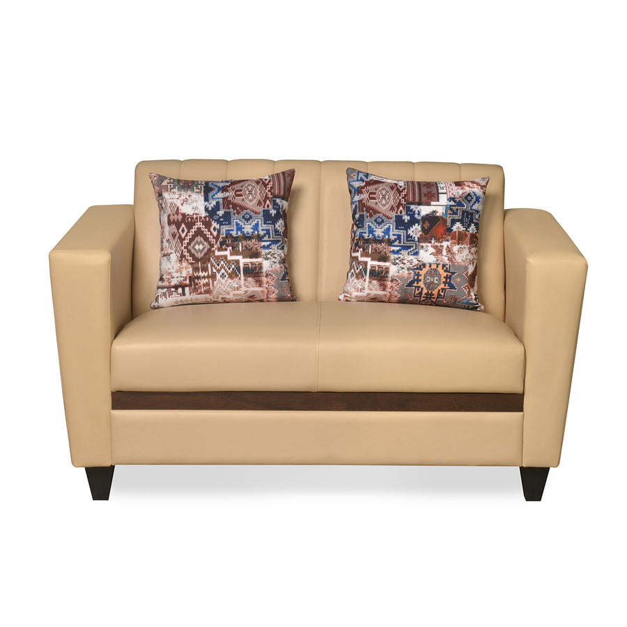 Joy 2 Seater Sofa (Ivory)